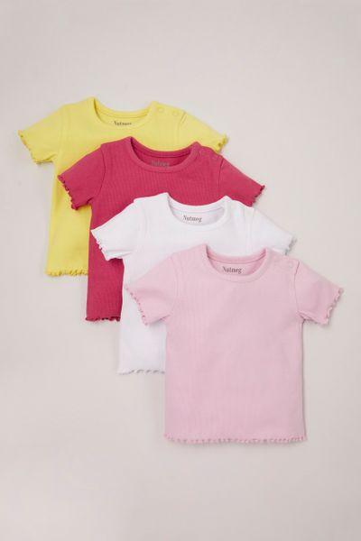 4 Pack Bright T-Shirts