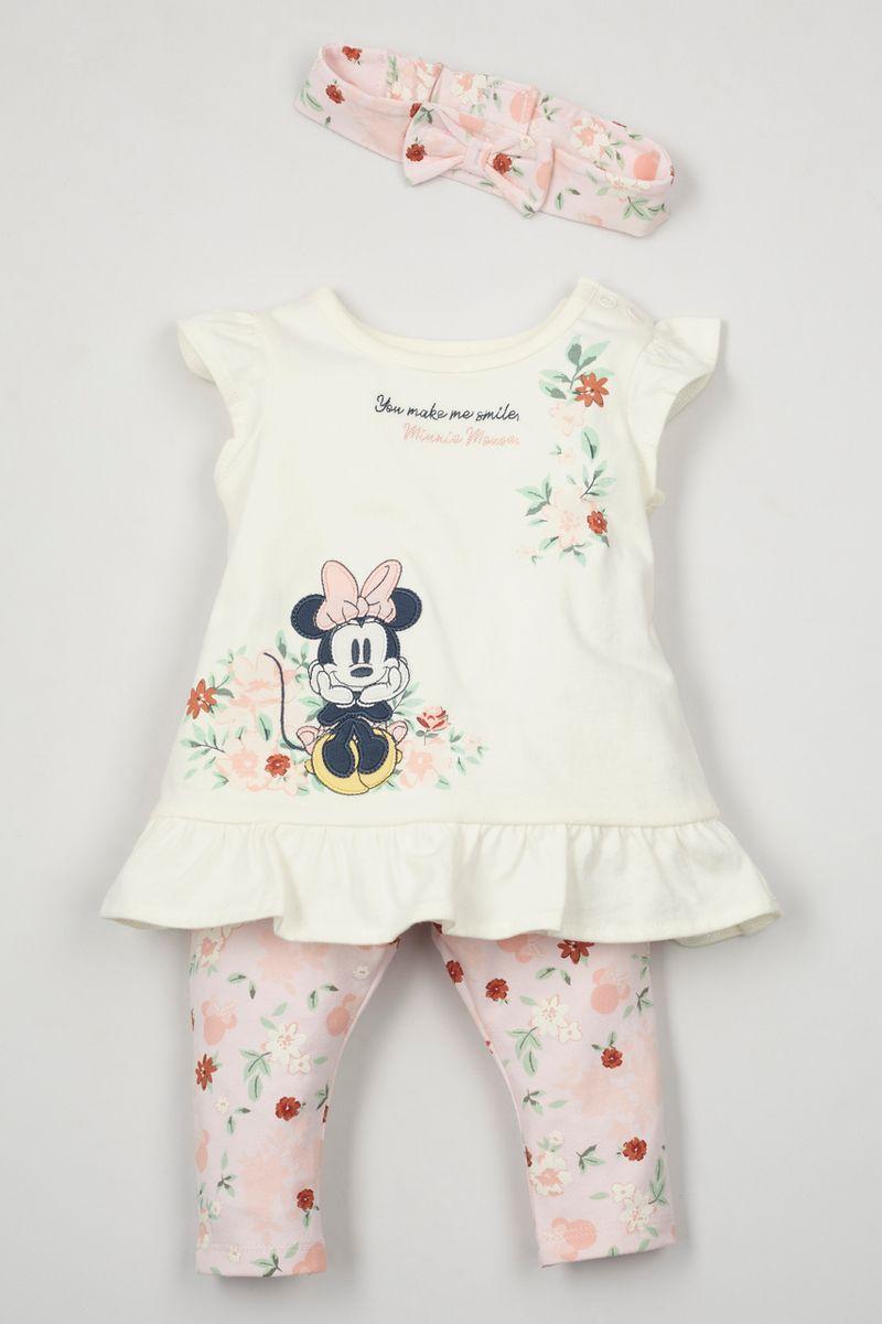 Disney Minnie Mouse 3 Piece set