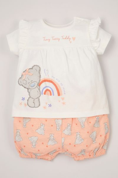 Tiny Tatty Teddy 2 piece Set