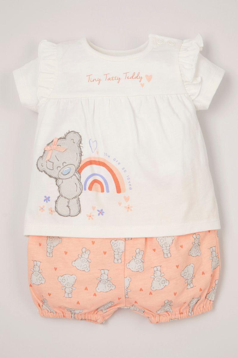 Tiny Tatty Teddy 2 piece Set