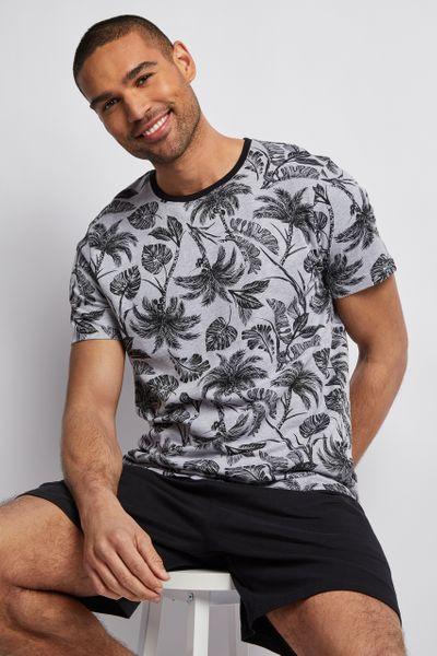 Palm Print Pyjamas