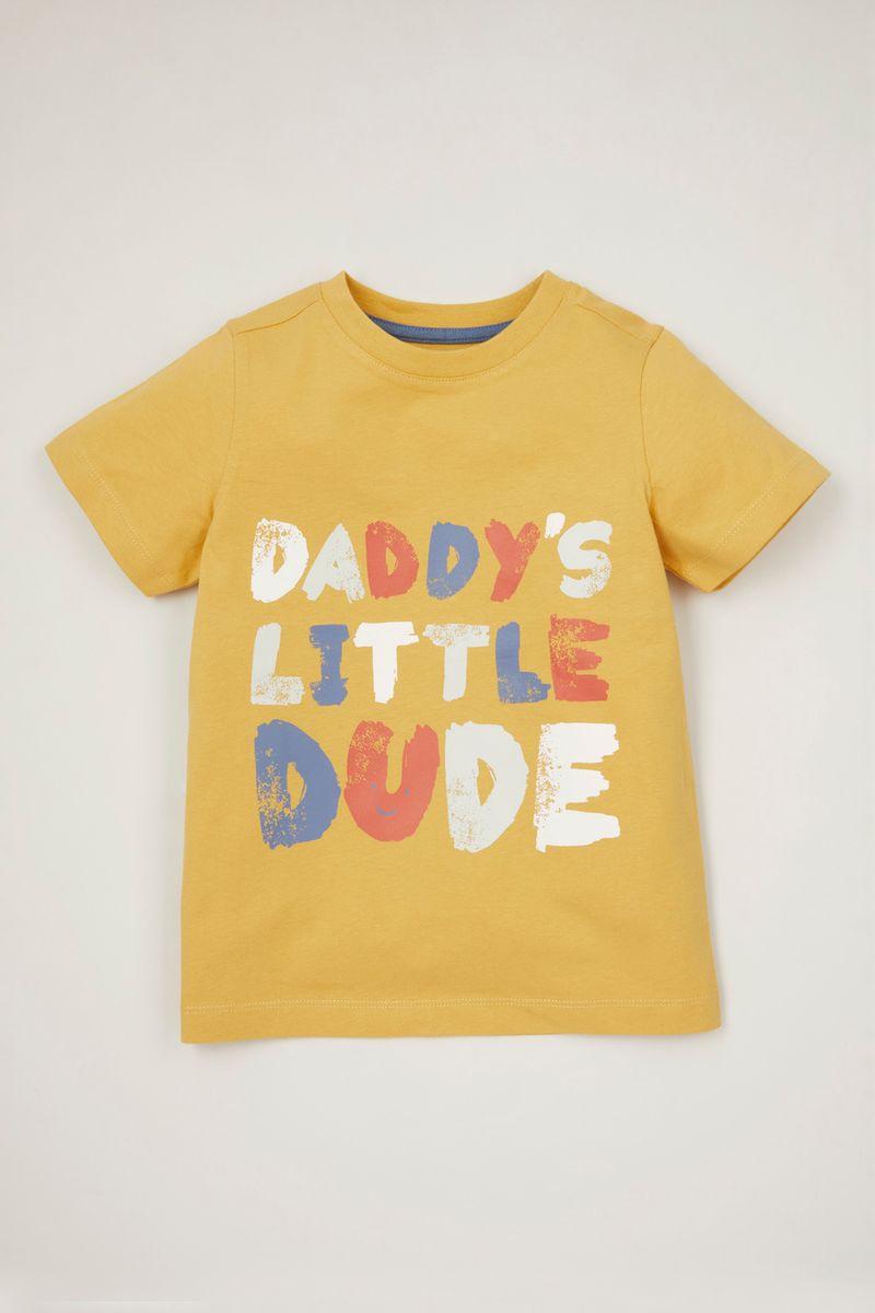 Daddy's Little Dude T-Shirt