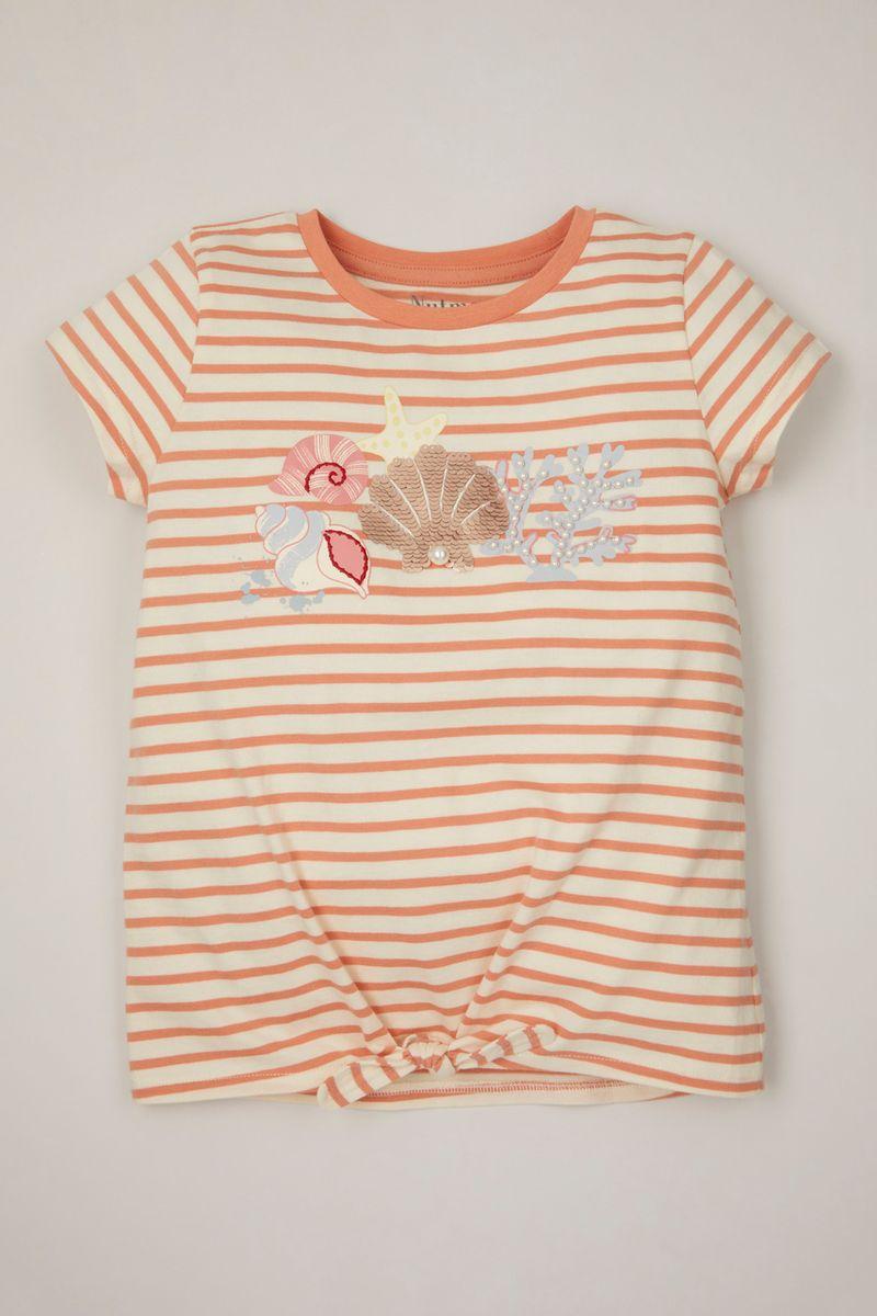Sequin Shell T-shirt
