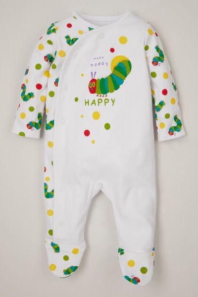 The Very Hungry Caterpillar Sleepsuit