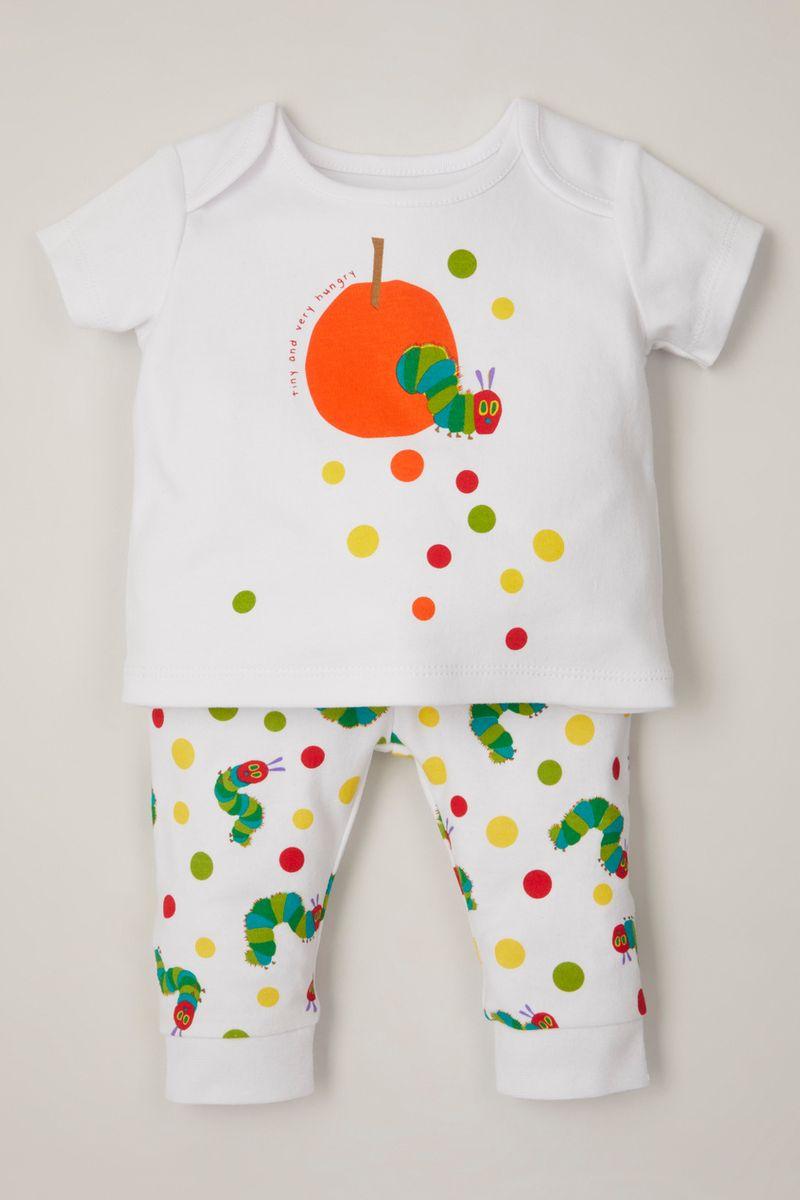The Very Hungry Caterpillar Pyjamas