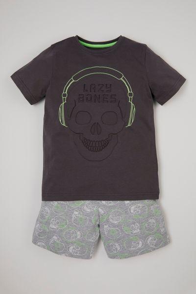 Skull Print Pyjamas