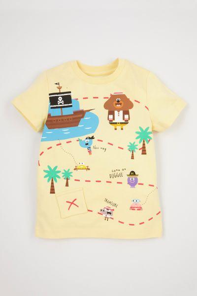 Hey Duggee Treasure Hunt T-shirt