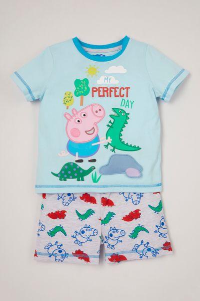 Peppa Pig George Pig Space Pyjamas