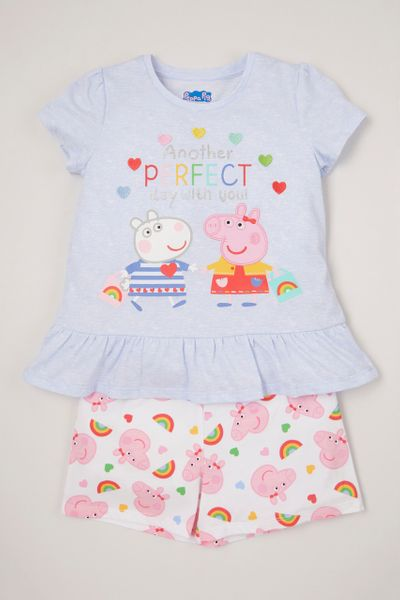 Peppa Pig Shortie Set