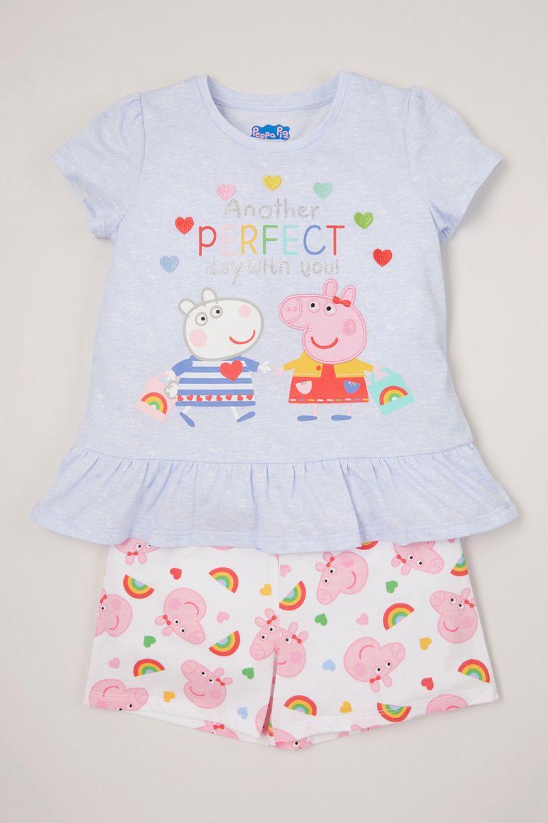 Peppa Pig Shortie Set