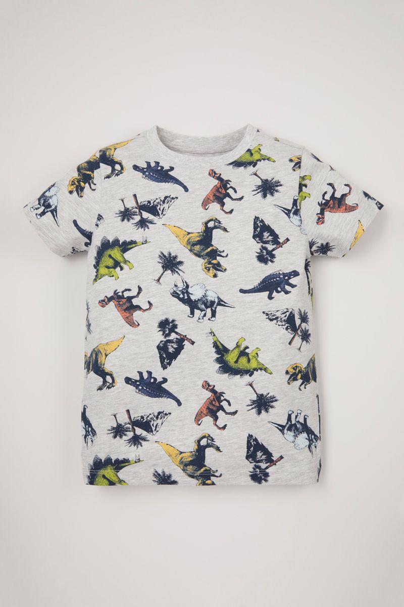 Dinosaur Palm Tree T-shirt