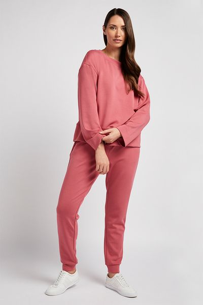 Pink Loungewear Co-ord Joggers