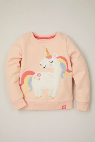 Pink Fluffy Unicorn sweatshirt