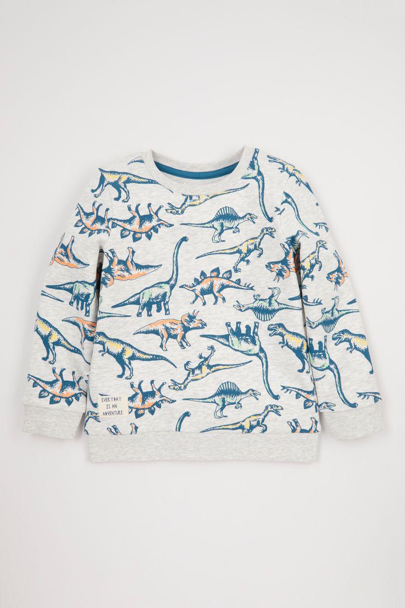 Dino Print Co-ord Sweatshirt