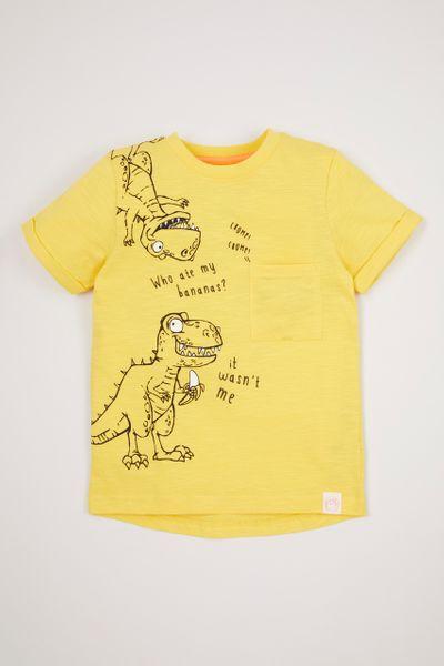 Dino Slogan T-shirt