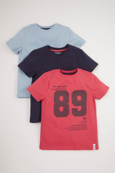3 Pack Motivational T-shirts