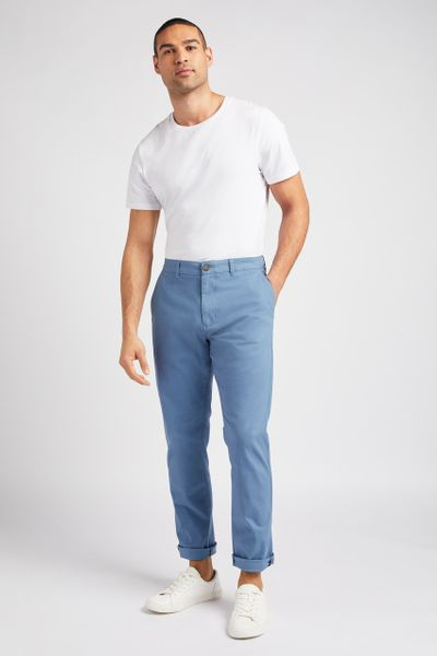 Duck Egg Blue Chino Shorts