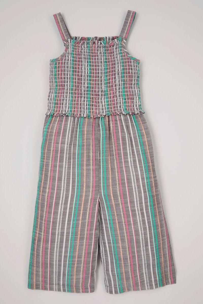 Sparkle Stripe Jumpsuit