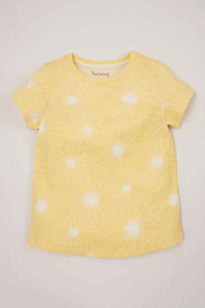 Yellow Sunflower T-shirt
