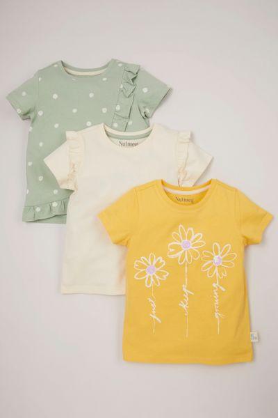 3 Pack Sunflower T-Shirts