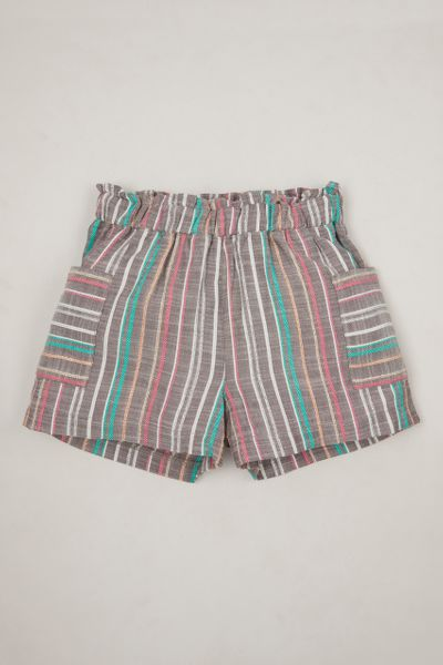Stripe Woven shorts