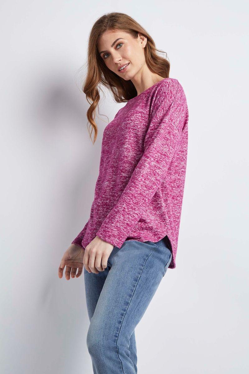 Pink Cosy Top