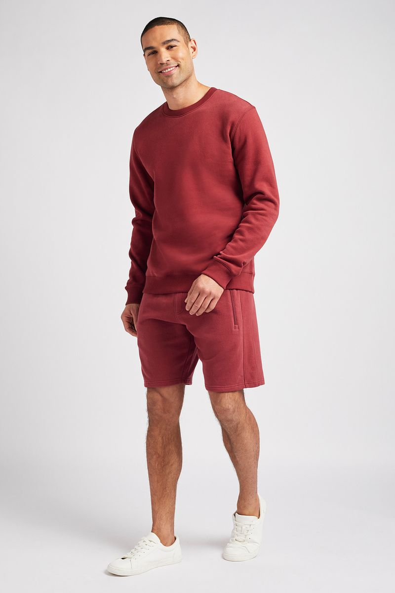 Dark Red sweatshirt