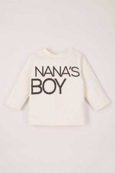 Nana's Boy Long Sleeve T-Shirt