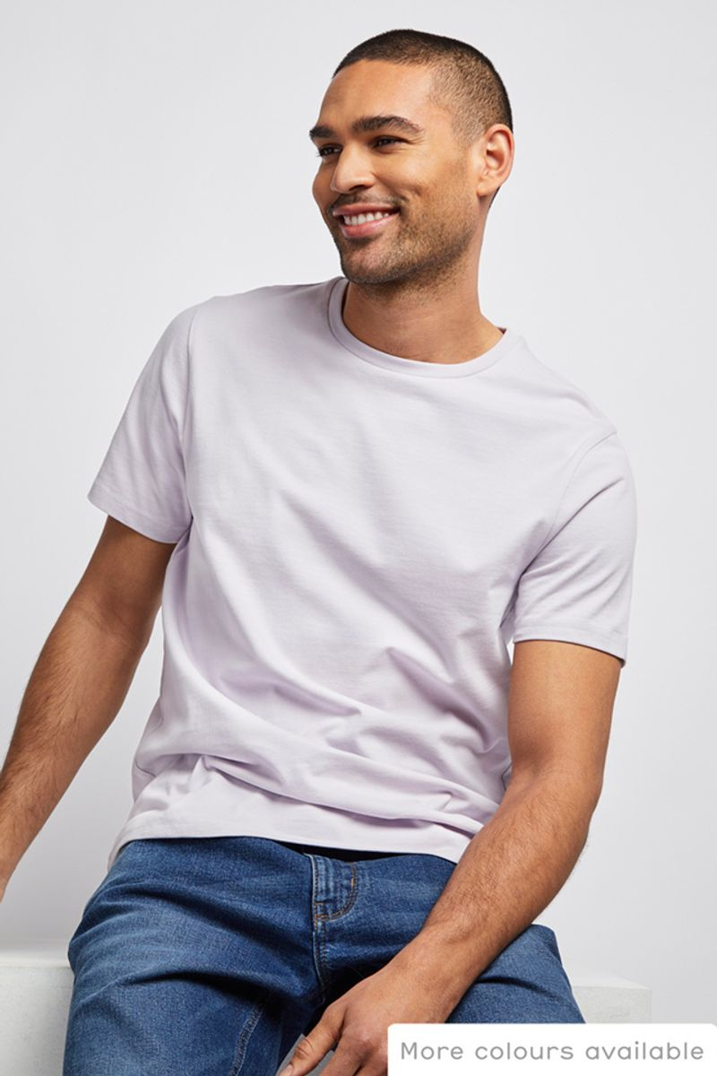 Online Exclusive Lilac T-Shirt