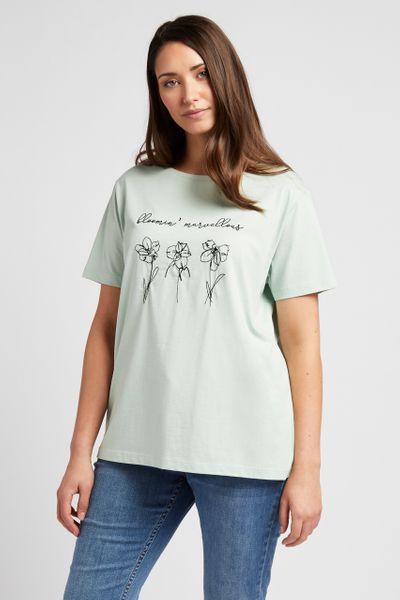Bloomin Marvelous T-shirt