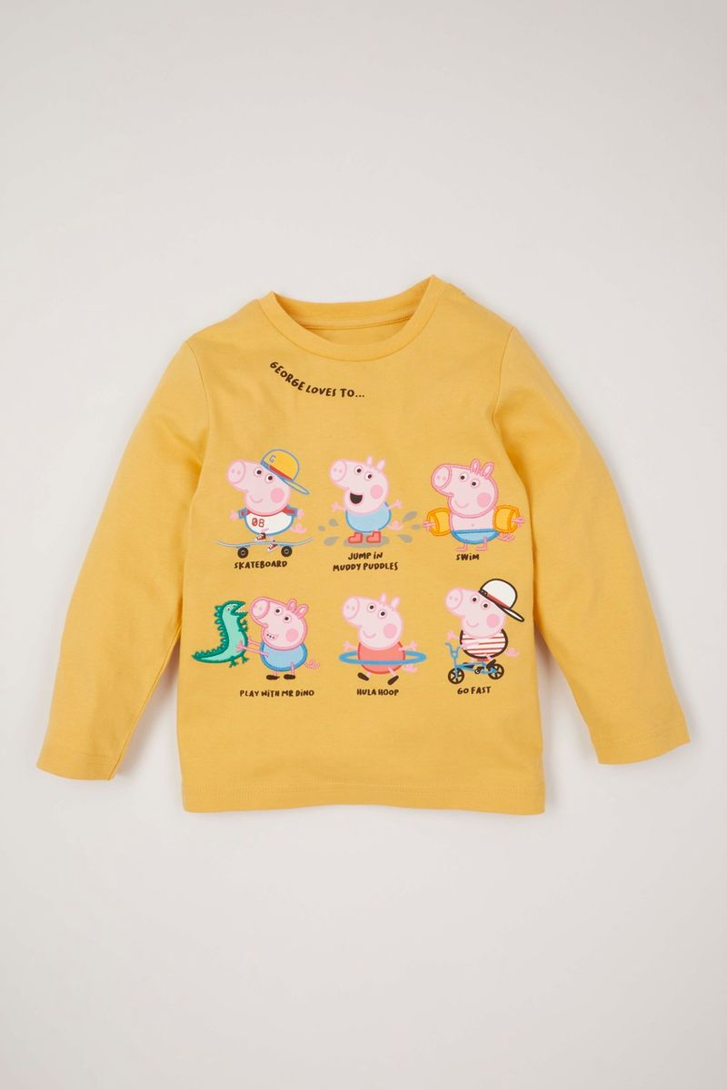 Peppa Pig George Pig Activities T-shirt