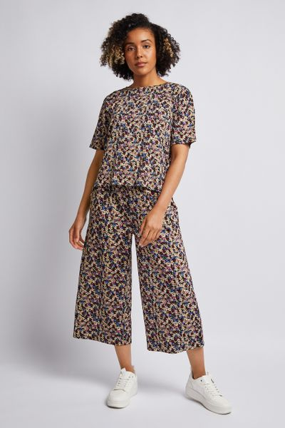 Ditsy Floral Co-ord Culottes