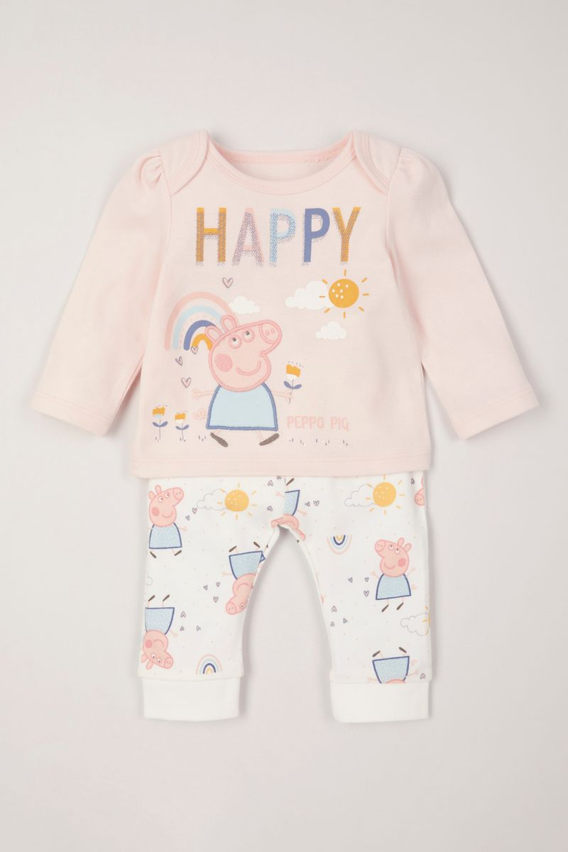 Peppa Pig Happy pyjamas