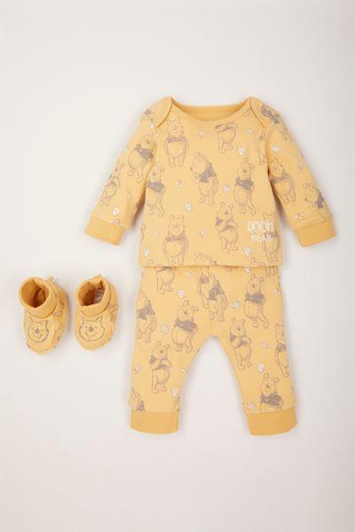 Disney Winnie the Pooh Pyjamas & Booties