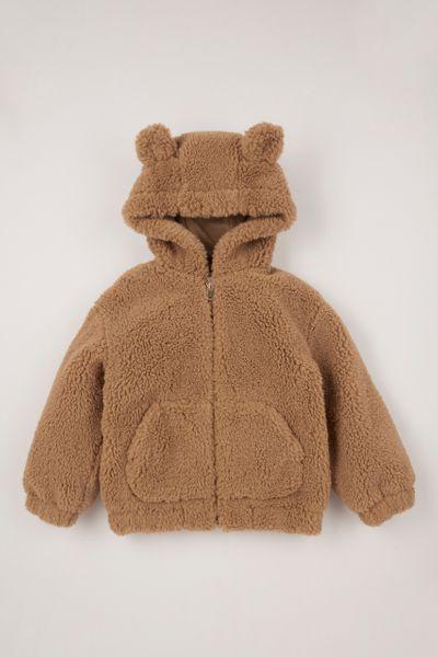 Teddy Borg Zip hoodie