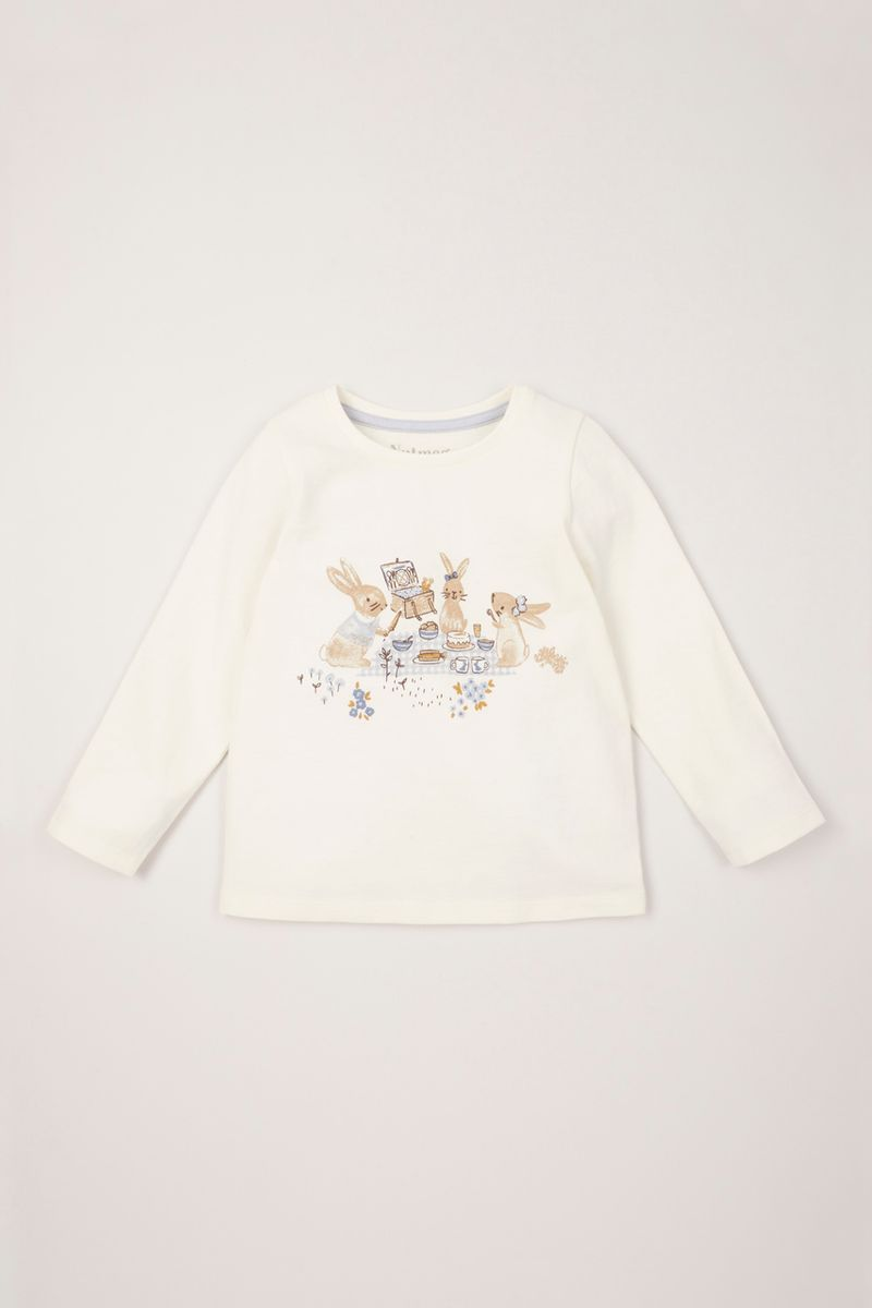 Bunny Picnic T-shirt