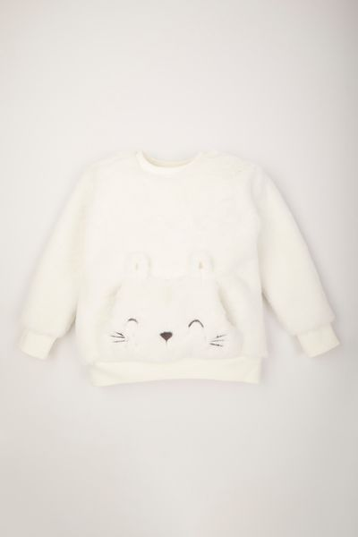Cat Plush sweatshirt