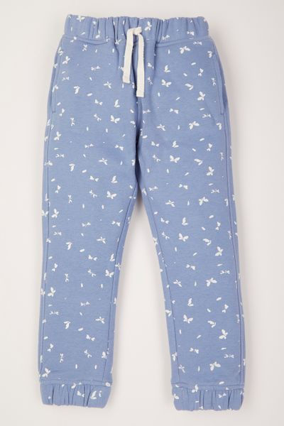 Butterfly Print Jogger
