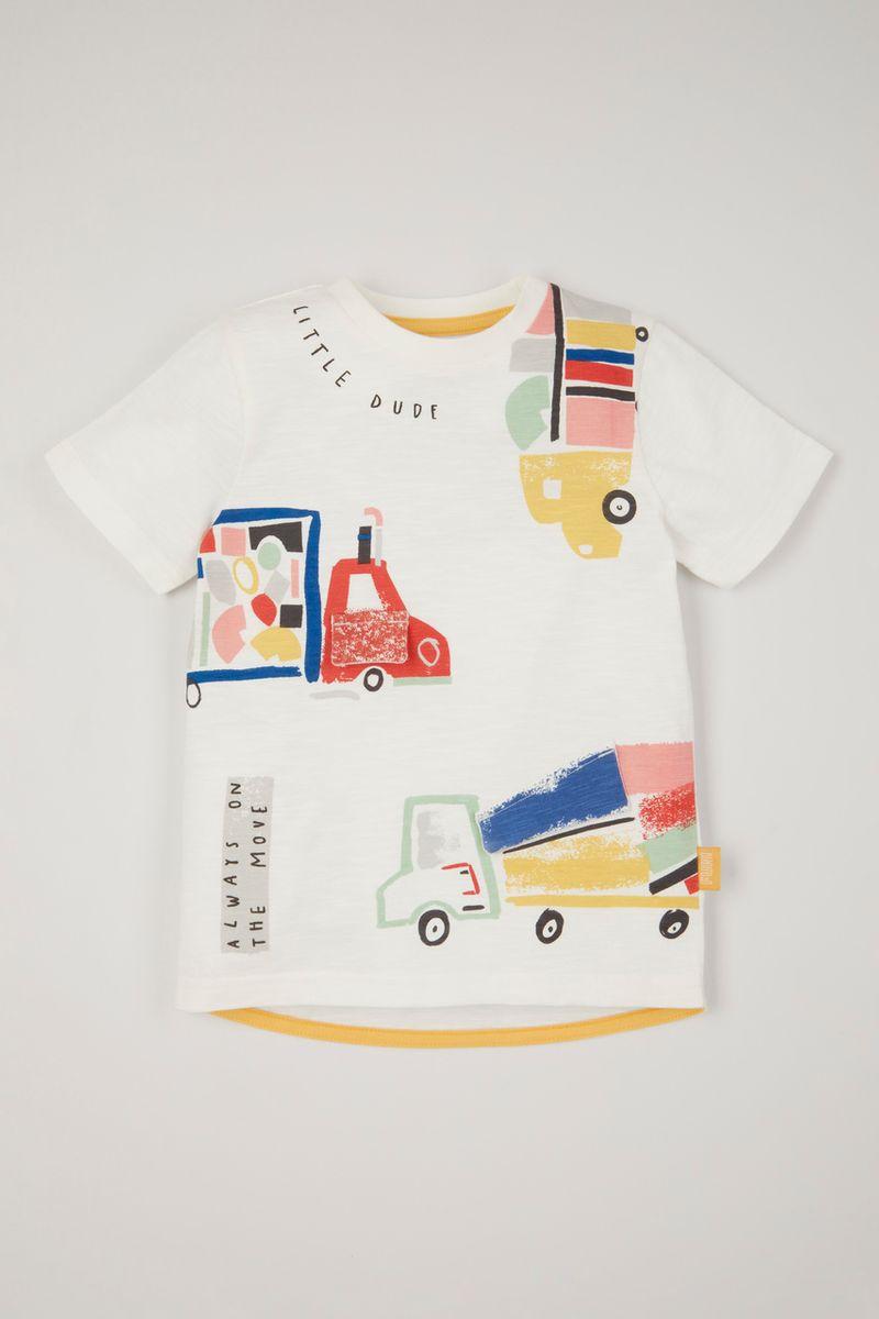Interactive Vehicle T-shirt
