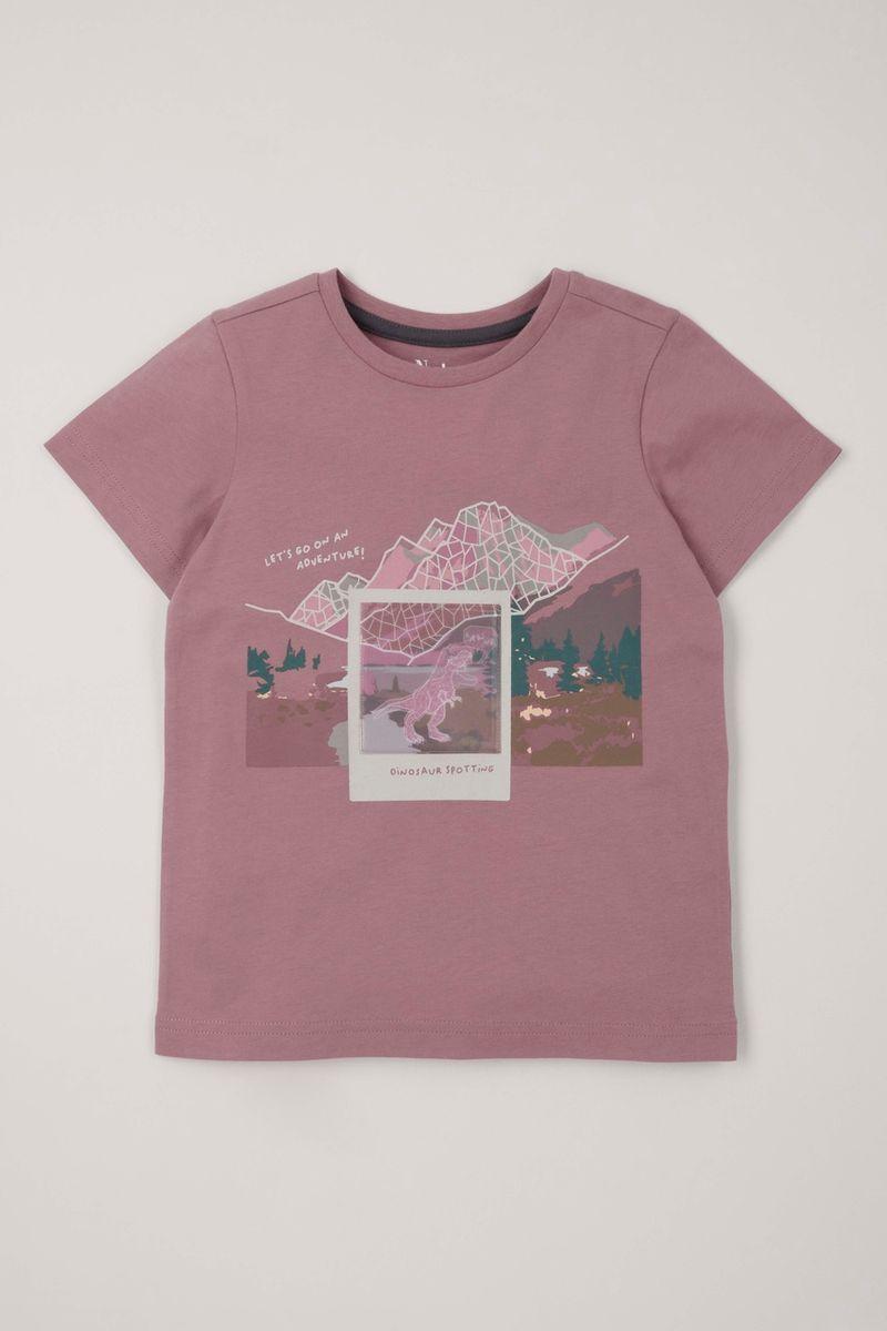 Dinosaur Lenticular T-Shirt