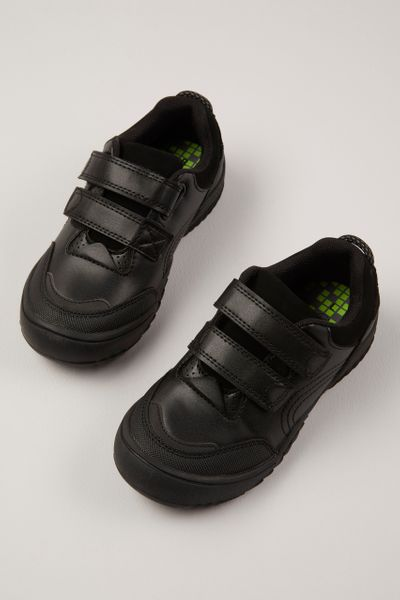 Boys Scented School Shoes