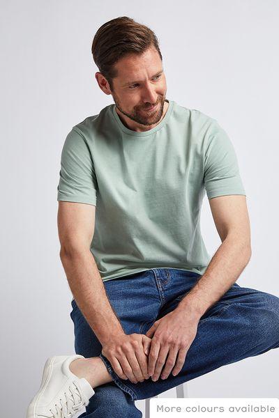 Mint Crew Neck T-shirt