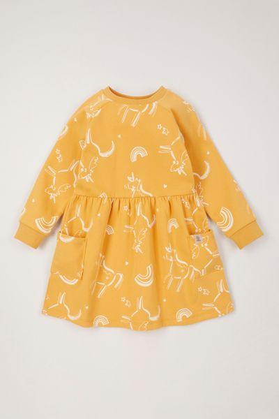 Unicorn Silhouette dress