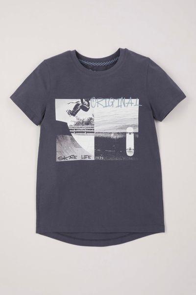 Skate Print T-shirt