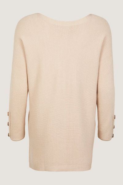 Oatmeal Knitted Tunic