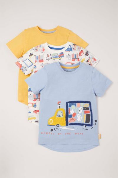 3 Pack Truck T-shirts