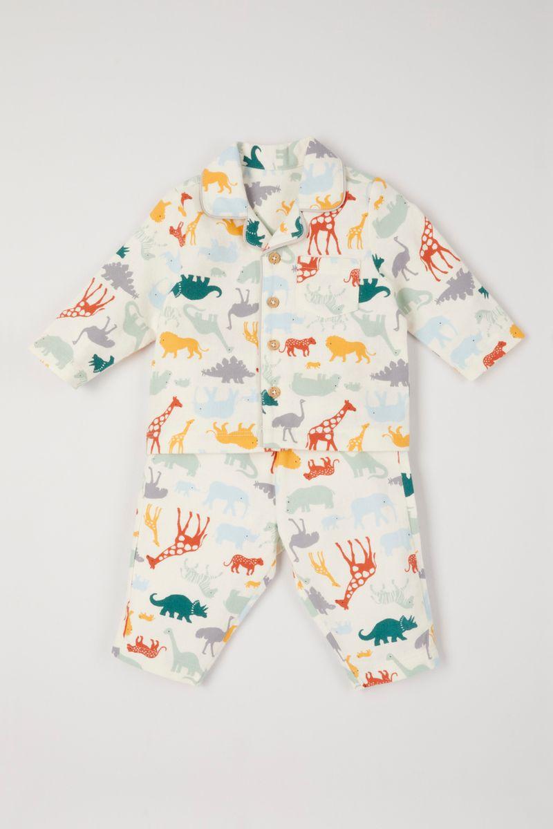 Bright Dinosaur Pyjamas