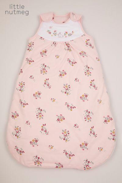Little Nutmeg 2.5 Tog Pink Sleeping Bag