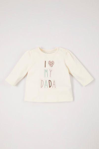 I Love Dada T-shirt