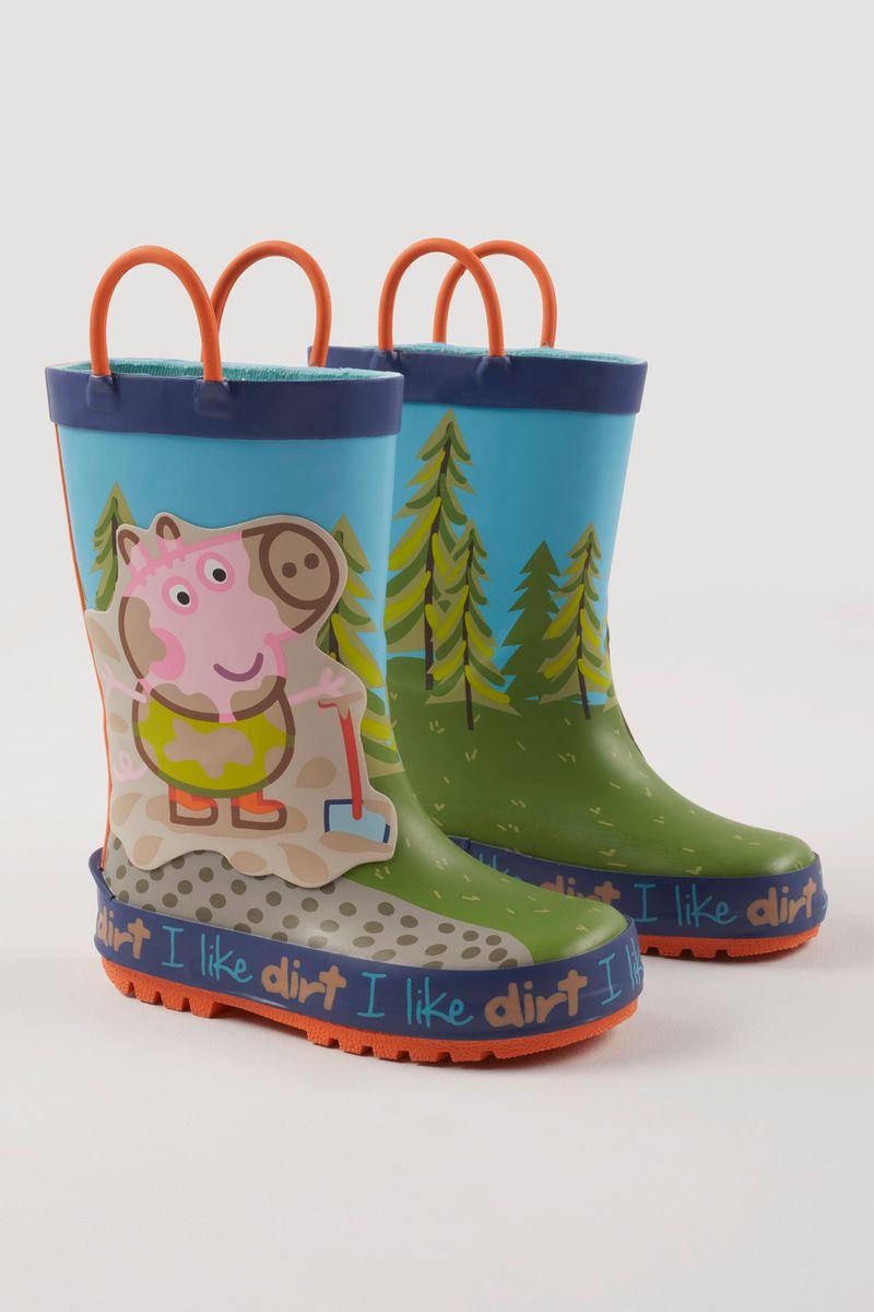 Peppa Pig George Pig Wellies